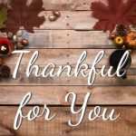 Happy Thanksgiving 2019 from Garrett & Associates, CPA to you and yours